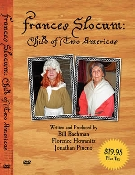 Frances Slocum: Child of Two Americas DVD